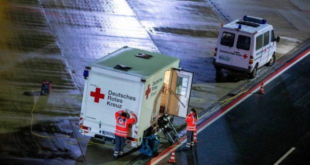 ألمانيا تسجل أول حالة إصابة بطفرة جديدة من فيروس كورونا مصدرها جنوب أفريقيا