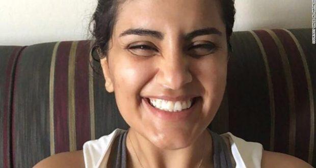 إطلاق سراح الناشطة السعودية لجين الهذلول