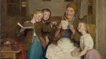 حكايا الجدات