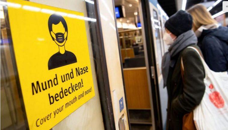 الحكومة الألمانية تحسم الجدل بشأن توزيع كمامات طبية مجانية على طالبي اللجوء