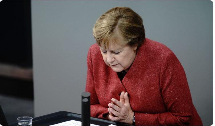 ألمانيا: ميركل تعترف أمام البرلمان بارتكاب أخطاء في الموجة الثانية لوباء كورونا
