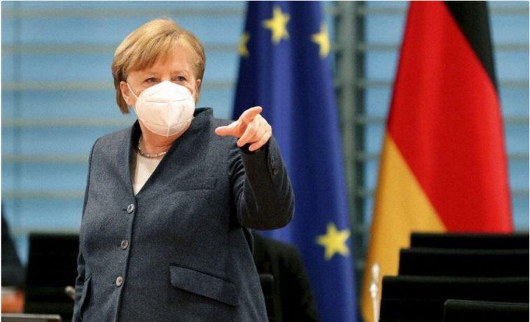 كورونا في ألمانيا: اجتماع ميركل مع زعماء الولايات
