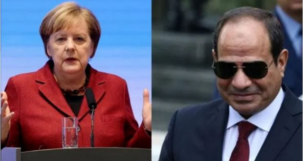 أخبار ألمانيا: بدء محاكمة جاسوس مصري كان موظفاً في مكتب المستشارة ميركل