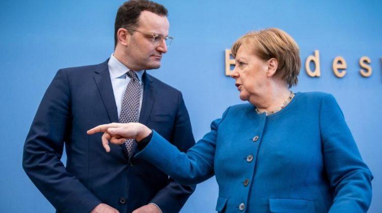 ألمانيا تتجه لتمديد وضع الطوارئ الوبائي على النطاق الوطني لمواجهة كورونا