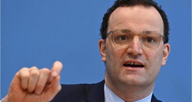 وزير الصحة الألماني يحذر من الانتشار السريع لطفرة كورونا البريطانية في ألمانيا