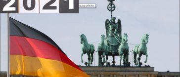 العطل الرسمية في ألمانيا 2021