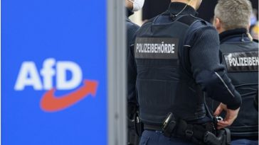 """أخبار ألمانيا: الاستخبارات الألمانية تضع """"حزب البديل"""" اليميني تحت المراقبة الأمنية"""
