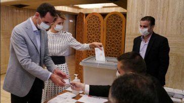 إصابة بشار الأسد بفيروس كورونا