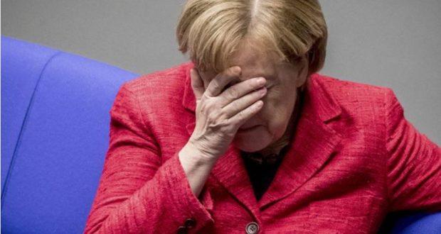 """ألمانيا: بعد الهزيمة الكارثية.. رئيس حزب ميركل: """"علينا أن نكافح"""" للفوز بالمستشارية"""