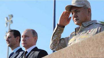 دعوى قضائية ضد مرتزقة روس بسبب جريمة موثقة في سوريا