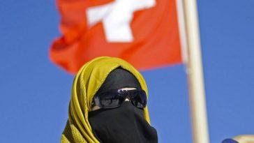حظر النقاب في سويسرا