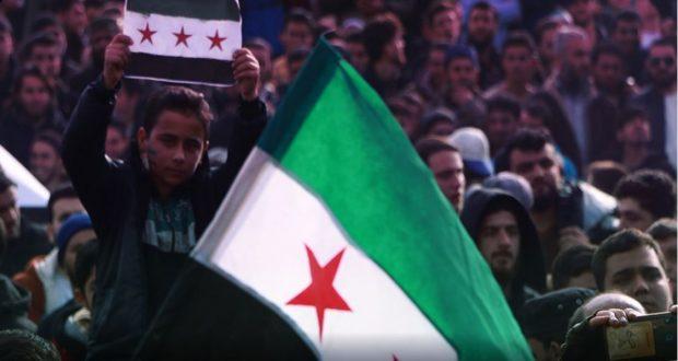 إدلب تحيي الذكرى العاشرة للثورة السورية