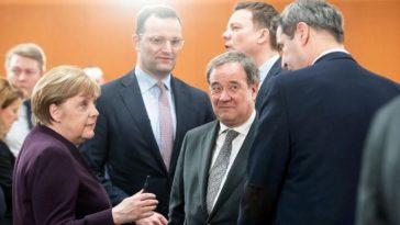 أخبار ألمانيا: الإعلان عن مرشحي الاتحاد المسيحي لخلافة ميركل