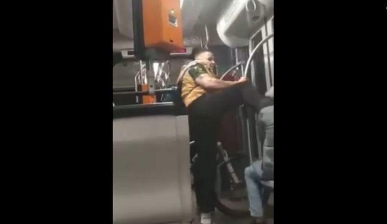ألمانيا: اعتداء عنصري وحشي على شاب سوري داخل الترام