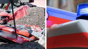 حادث مرعب على طريق سريع في ألمانيا