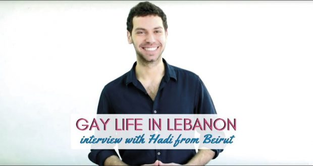 على الرغم من أن المثلية الجنسية في بلده تستوجب العقوبة، أسس هادي دميان ما يسمى ببيروت برايد/ فخر بيروت