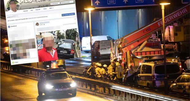 ألمانيا: محاكمة عراقي بتهمة التسبب بحوادث سير على طريق سريع في برلين