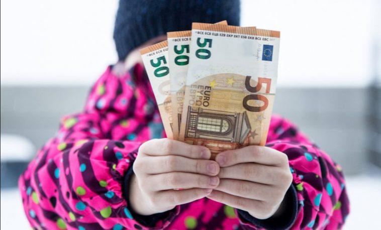 تعيش في ألمانيا ولديك أطفال؟ إذاً ستتم إضافة 150 يورو إلى حسابك قريباً