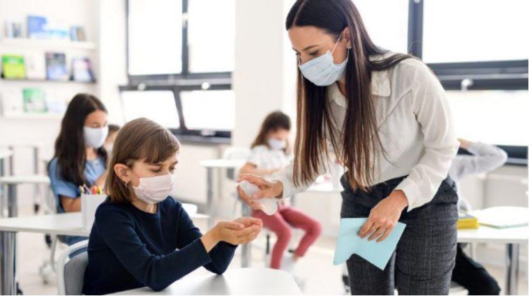 اختبارات كورونا المدارس ألمانيا