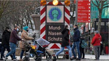 حظر التجول في ألمانيا: قيود صارمة في عدة ولايات