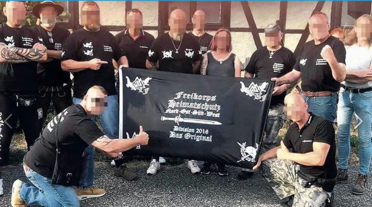 اتهام جماعة يمينية متطرفة بالتخطيط لقتل مسلمين وإثارة حرب أهلية في ألمانيا
