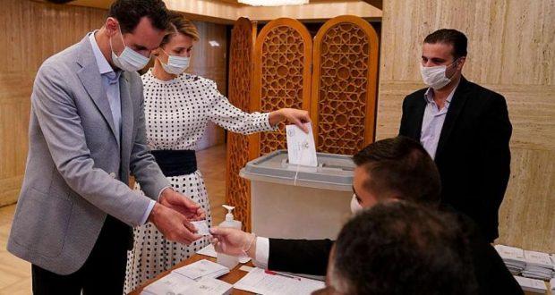 سوريا: الانتخابات الرئاسية السورية