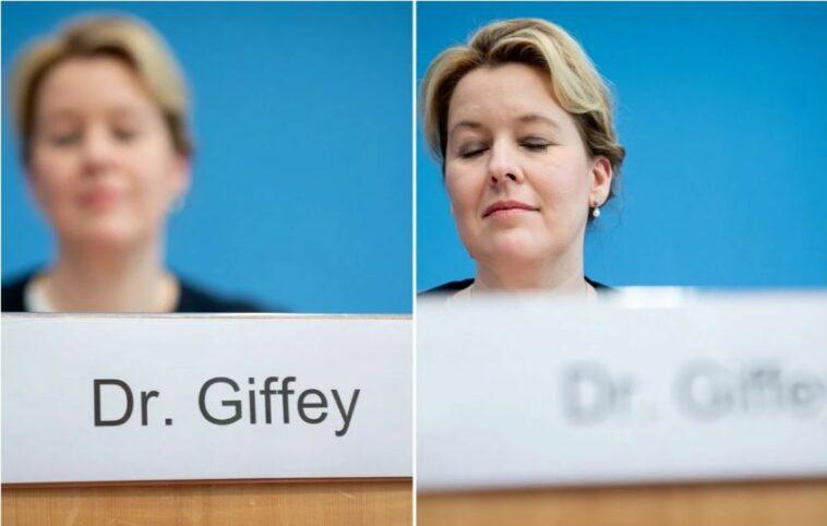 استقالة وزيرة الأسرة الألمانية