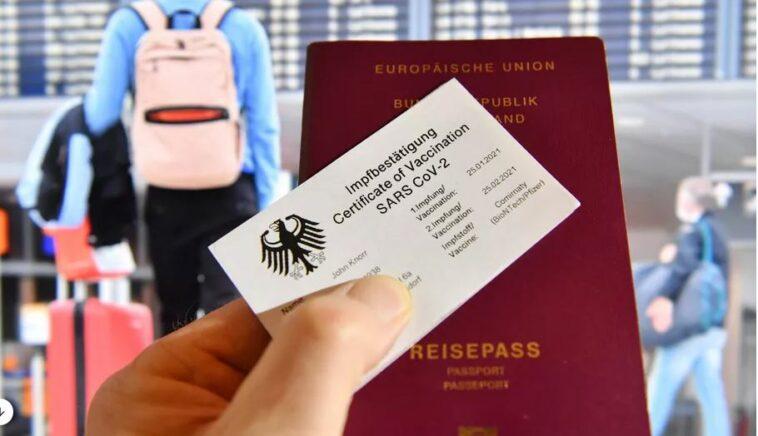 الإعفاء من الحجر الصحي في ألمانيا