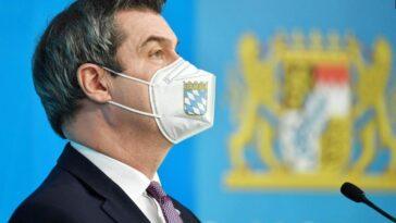 بافاريا ألمانيا فضيحة شراء كمامات كورونا