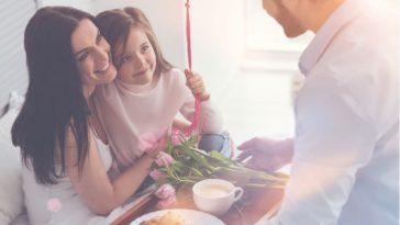 عيد الأم في ألمانيا Muttertag