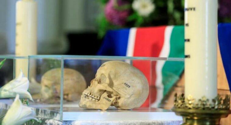 """ألمانيا تعترف رسمياً بارتكاب """"إبادة جماعية"""" في ناميبيا"""