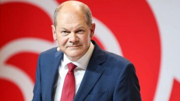 مرشح الحزب الاشتراكي الديمقراطي لمنصب مستشار ألمانيا: أولاف شولتس