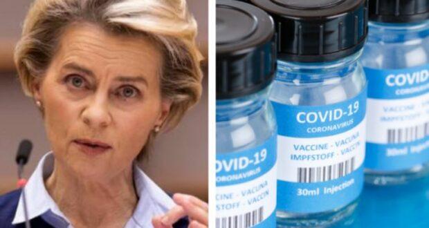 كم عدد الأوروبيين الذين تلقوا لقاح كورونا منذ بدء حملة التطعيم؟