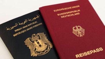 ألمانيا: ارتفاع كبير في عدد السوريين الحاصلين على الجنسية الألمانية