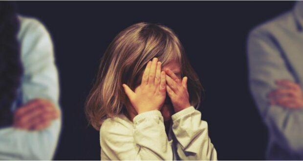 الخلافات الأسرية الأطفال