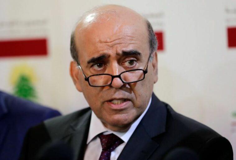 تصريحات وزير الخارجية اللبناني شربل وهبة