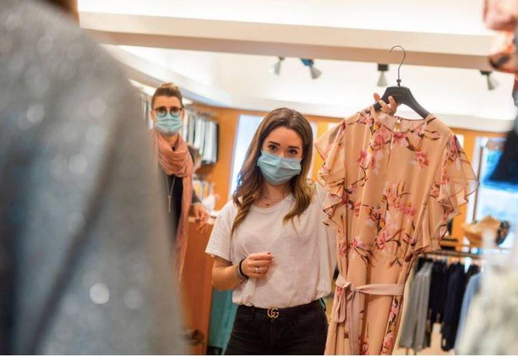 اختبارات كورونا عند التسوق في ألمانيا