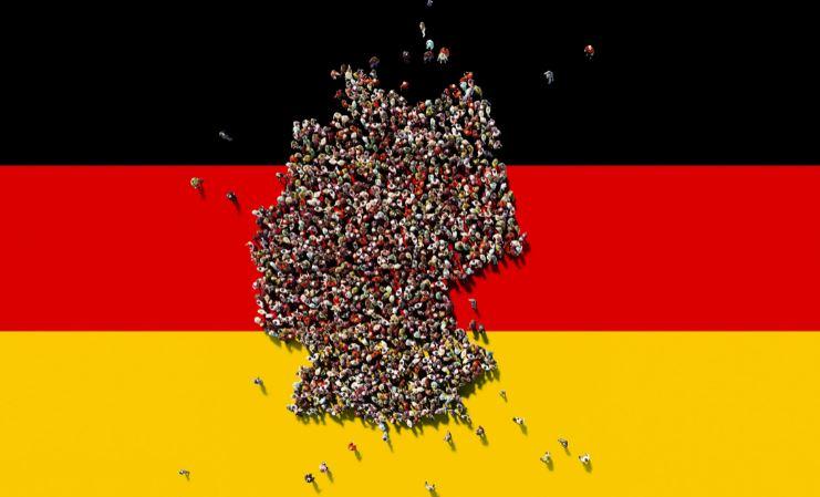 عدد السكان في ألمانيا