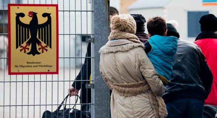 طالبي اللجوء ألمانيا