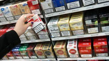 ارفاع أسعار التبغ السجائر في ألمانيا