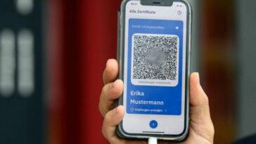 شهادات تطعيم كورونا الرقمية في ألمانيا جواز سفر كوفيد