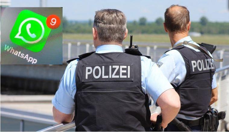 ألمانيا: تحقيقات في تبادل صور فاضحة للأطفال في مجموعة دردشة للشرطة الألمانية