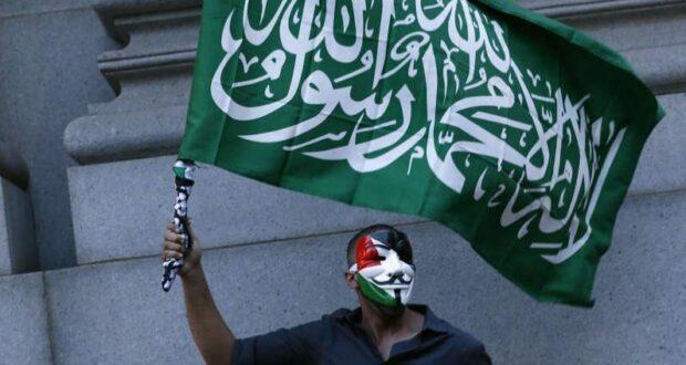 حظر علم حماس في ألمانيا