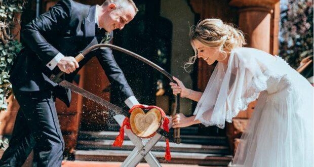 الأعراس عادات زفاف ألمانية