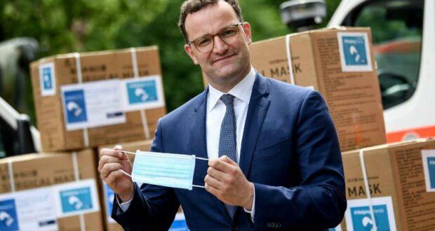 """ألمانيا: هجوم حاد على وزير الصحة الألماني على خلفية قضية """"الكمامات الرديئة"""""""