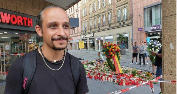ألمانيا: طالب لجوء تدخل بشجاعة لإيقاف منفذ هجوم الطعن في فورتسبورغ