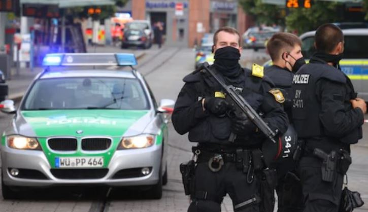 هجوم الطعن في مدينة فورتسبورغ الألمانية
