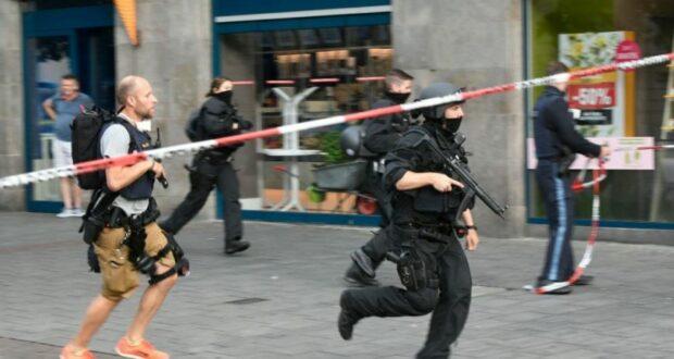 عملية طعن في ألمانيا إرفورت