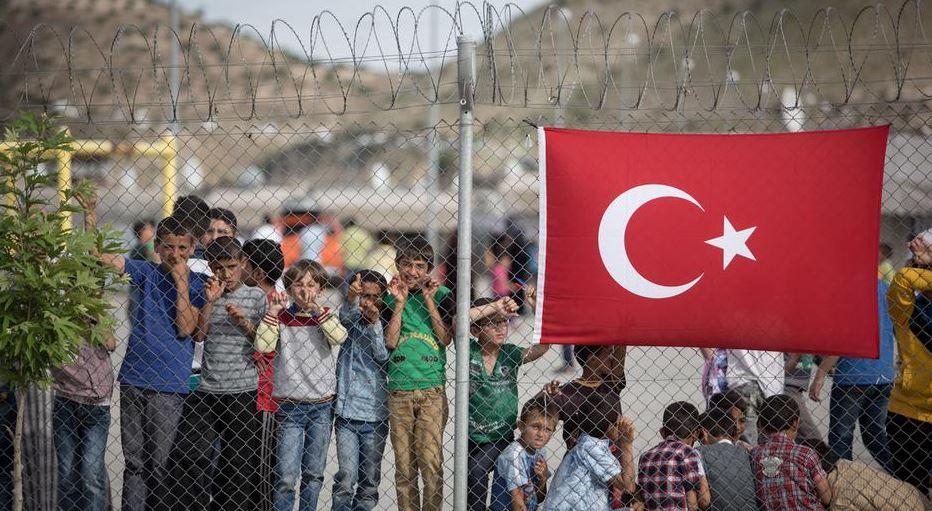 اللاجئين السوريين في تركيا