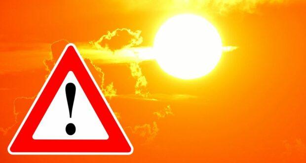 موجة الحر في ألمانيا درجات الحرارة